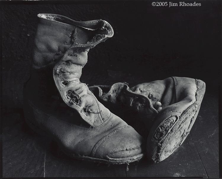 "Jim Rhoades - \""Boots\"""