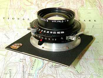 Schneider-240-GClaron-350W
