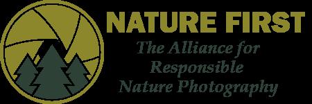 naturefirstphotography.org Logo