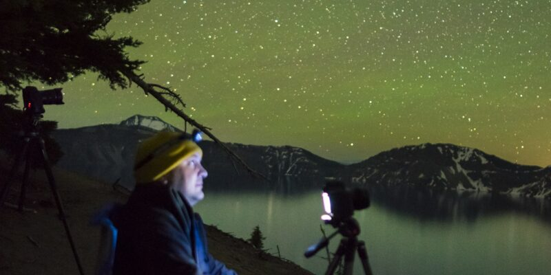 Photog Adventures at Crater Lake, June 2017